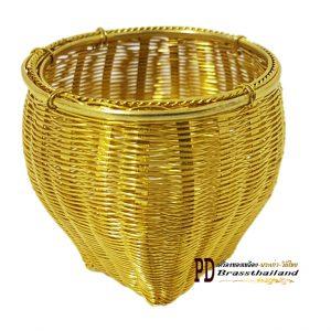 กระบุงทองเหลืองสาน