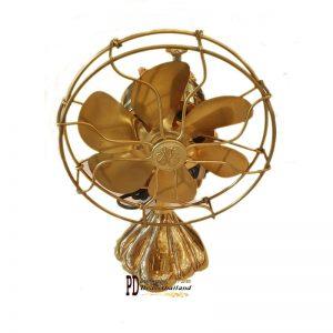 พัดลมทองเหลือง